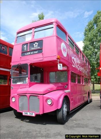 2014-07-13 Routemaster 60 @ Finsbury Park, London.  (113)113