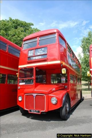 2014-07-13 Routemaster 60 @ Finsbury Park, London.  (117)117