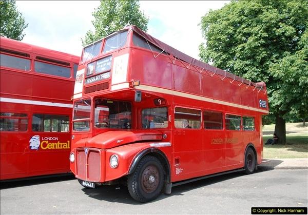 2014-07-13 Routemaster 60 @ Finsbury Park, London.  (119)119
