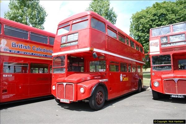 2014-07-13 Routemaster 60 @ Finsbury Park, London.  (120)120