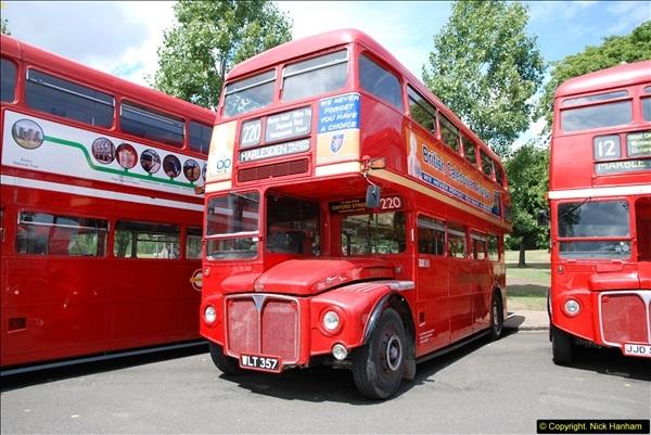2014-07-13 Routemaster 60 @ Finsbury Park, London.  (121)121
