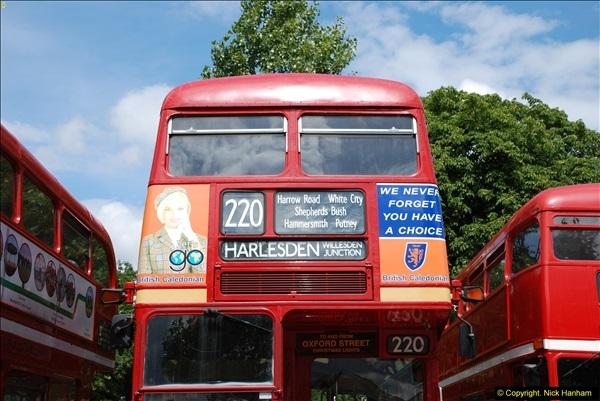 2014-07-13 Routemaster 60 @ Finsbury Park, London.  (122)122