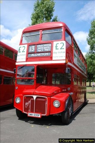 2014-07-13 Routemaster 60 @ Finsbury Park, London.  (124)124