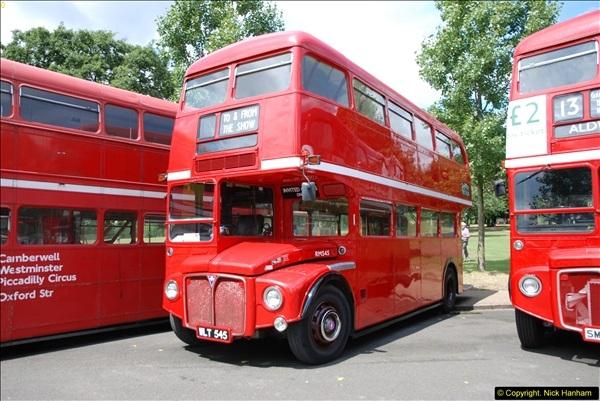 2014-07-13 Routemaster 60 @ Finsbury Park, London.  (126)126