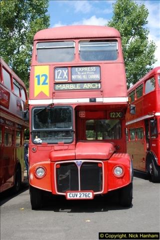 2014-07-13 Routemaster 60 @ Finsbury Park, London.  (130)130