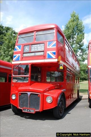 2014-07-13 Routemaster 60 @ Finsbury Park, London.  (131)131