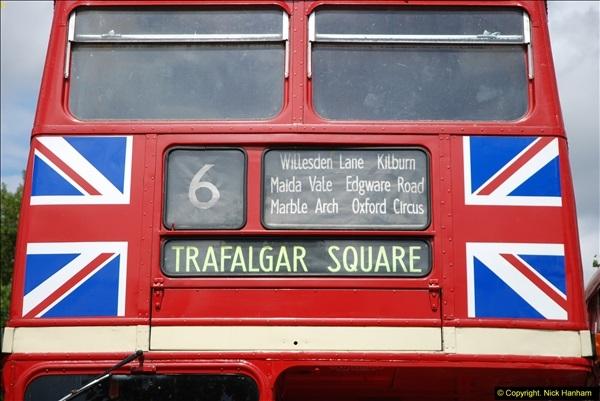 2014-07-13 Routemaster 60 @ Finsbury Park, London.  (132)132