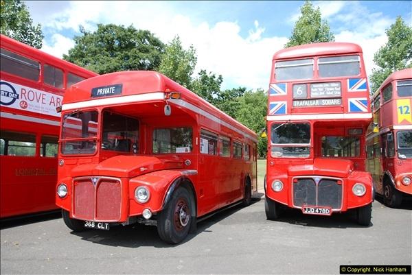 2014-07-13 Routemaster 60 @ Finsbury Park, London.  (134)134