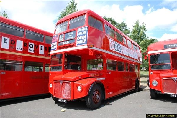 2014-07-13 Routemaster 60 @ Finsbury Park, London.  (135)135