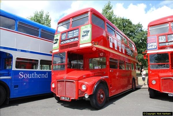 2014-07-13 Routemaster 60 @ Finsbury Park, London.  (136)136