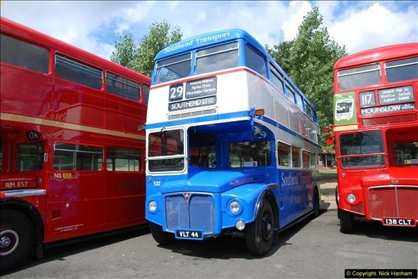 2014-07-13 Routemaster 60 @ Finsbury Park, London.  (137)137