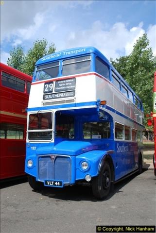 2014-07-13 Routemaster 60 @ Finsbury Park, London.  (138)138
