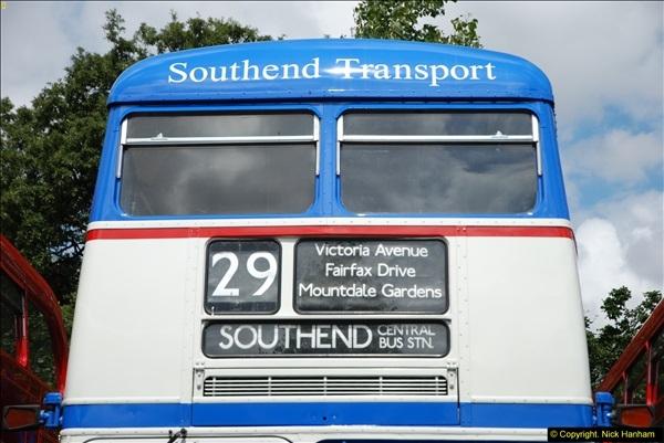 2014-07-13 Routemaster 60 @ Finsbury Park, London.  (139)139