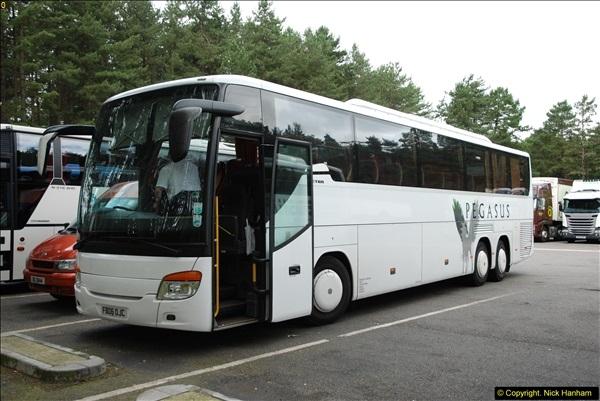 2014-07-13 Routemaster 60 @ Finsbury Park, London.  (14)014