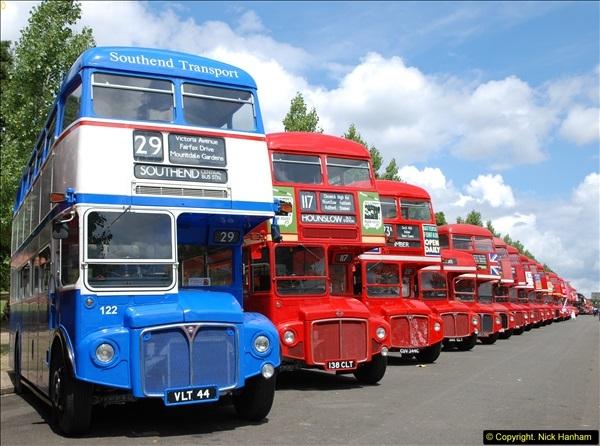 2014-07-13 Routemaster 60 @ Finsbury Park, London.  (141)141
