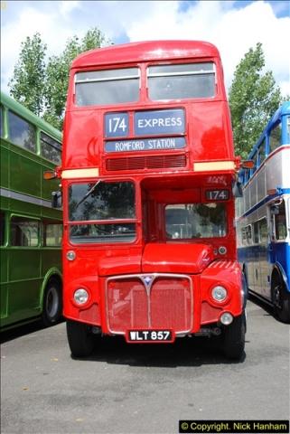 2014-07-13 Routemaster 60 @ Finsbury Park, London.  (142)142