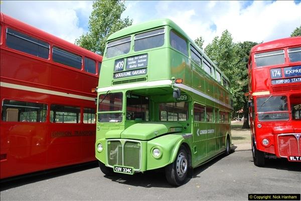 2014-07-13 Routemaster 60 @ Finsbury Park, London.  (143)143