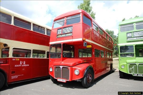 2014-07-13 Routemaster 60 @ Finsbury Park, London.  (145)145