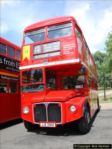 2014-07-13 Routemaster 60 @ Finsbury Park, London.  (146)146