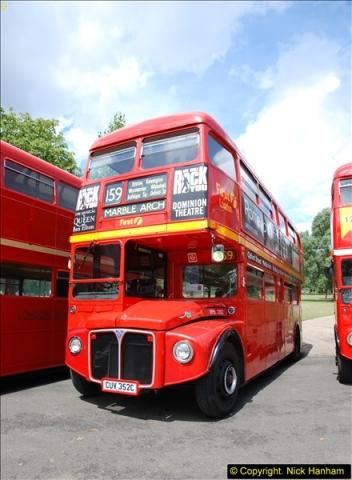 2014-07-13 Routemaster 60 @ Finsbury Park, London.  (147)147