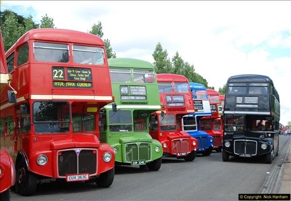 2014-07-13 Routemaster 60 @ Finsbury Park, London.  (148)148