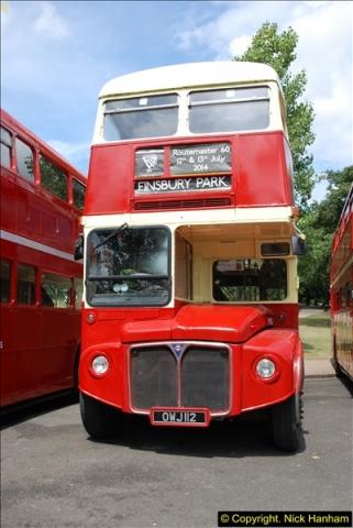 2014-07-13 Routemaster 60 @ Finsbury Park, London.  (149)149
