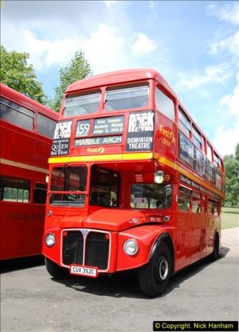 2014-07-13 Routemaster 60 @ Finsbury Park, London.  (150)150
