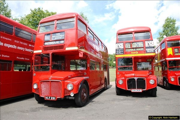 2014-07-13 Routemaster 60 @ Finsbury Park, London.  (151)151