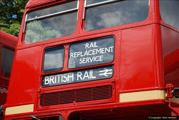 2014-07-13 Routemaster 60 @ Finsbury Park, London.  (152)152