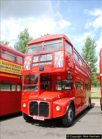 2014-07-13 Routemaster 60 @ Finsbury Park, London.  (153)153