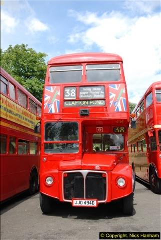 2014-07-13 Routemaster 60 @ Finsbury Park, London.  (154)154