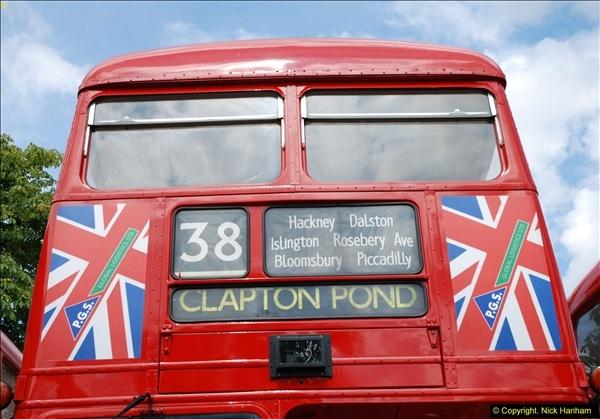 2014-07-13 Routemaster 60 @ Finsbury Park, London.  (155)155