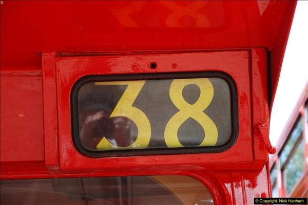 2014-07-13 Routemaster 60 @ Finsbury Park, London.  (158)158