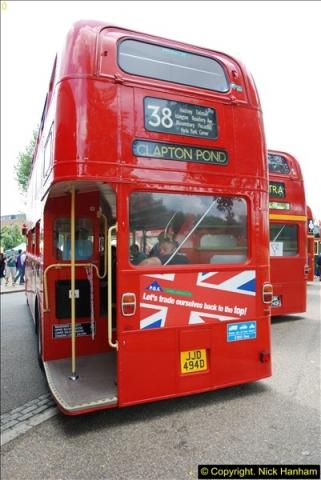 2014-07-13 Routemaster 60 @ Finsbury Park, London.  (164)164
