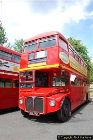 2014-07-13 Routemaster 60 @ Finsbury Park, London.  (165)165