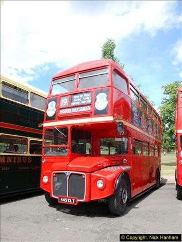 2014-07-13 Routemaster 60 @ Finsbury Park, London.  (167)167