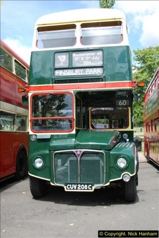 2014-07-13 Routemaster 60 @ Finsbury Park, London.  (169)169