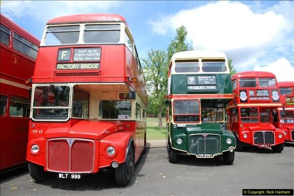 2014-07-13 Routemaster 60 @ Finsbury Park, London.  (170)170