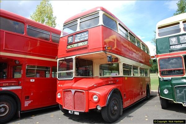 2014-07-13 Routemaster 60 @ Finsbury Park, London.  (171)171
