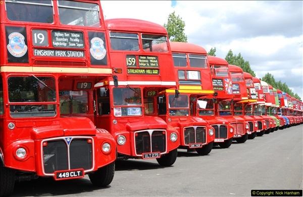 2014-07-13 Routemaster 60 @ Finsbury Park, London.  (172)172