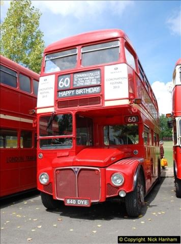 2014-07-13 Routemaster 60 @ Finsbury Park, London.  (173)173