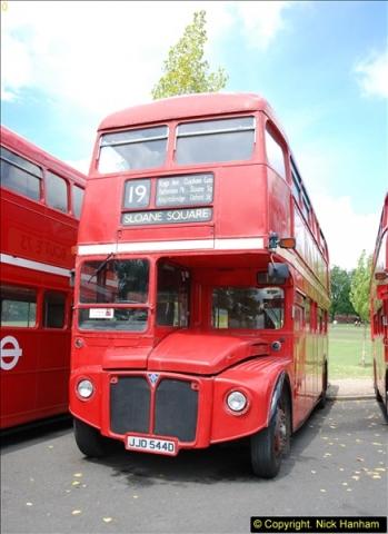 2014-07-13 Routemaster 60 @ Finsbury Park, London.  (174)174