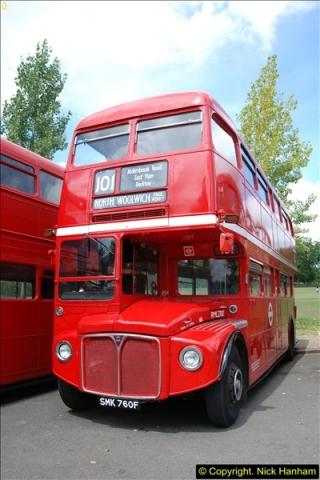 2014-07-13 Routemaster 60 @ Finsbury Park, London.  (175)175