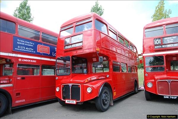2014-07-13 Routemaster 60 @ Finsbury Park, London.  (176)176