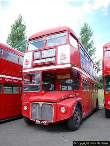 2014-07-13 Routemaster 60 @ Finsbury Park, London.  (177)177