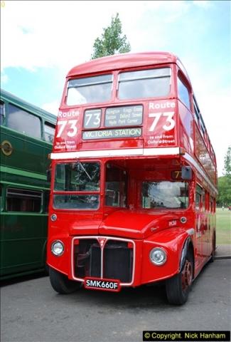 2014-07-13 Routemaster 60 @ Finsbury Park, London.  (178)178
