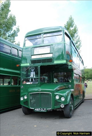 2014-07-13 Routemaster 60 @ Finsbury Park, London.  (179)179