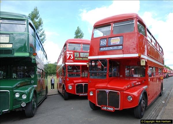 2014-07-13 Routemaster 60 @ Finsbury Park, London.  (182)182