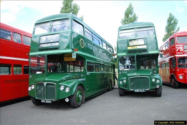 2014-07-13 Routemaster 60 @ Finsbury Park, London.  (183)183