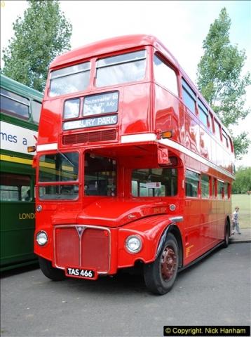 2014-07-13 Routemaster 60 @ Finsbury Park, London.  (186)186